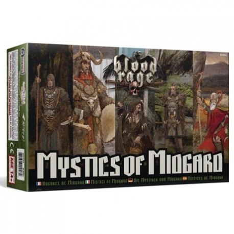 [PRE-ORDER]  Blood Rage: Misticos de Midgard
