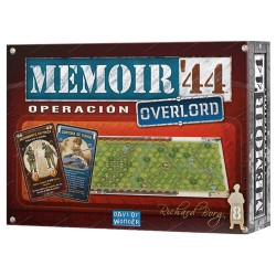 [PRE-ORDER] Memoir´44: Operación Overlord