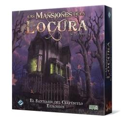 [PRE-ORDER] Las Mansiones de la Locura Segunda Edición: El Santuario del Crepúsculo