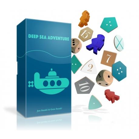 Deep Sea Adventure (Español)