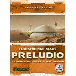 [PRE-ORDER] Terraforming Mars: Preludio
