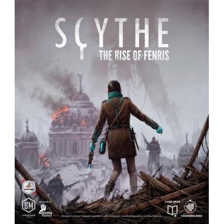 [PRE-ORDER] Scythe: El Auge de Fenris