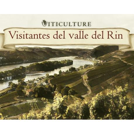 [PRE-ORDER] Viticulture: Visitantes del valle del Rhin