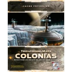 [PRE-ORDER] Terraforming Mars: Colonias