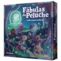 [Pre-order] Fábulas de Peluche