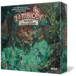 [PRE-ORDER] Zombicide : No rest for the wicked