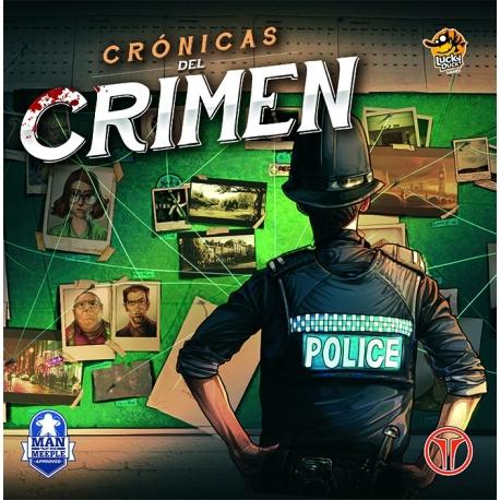 [PRE-ORDER] Cronicas del Crimen
