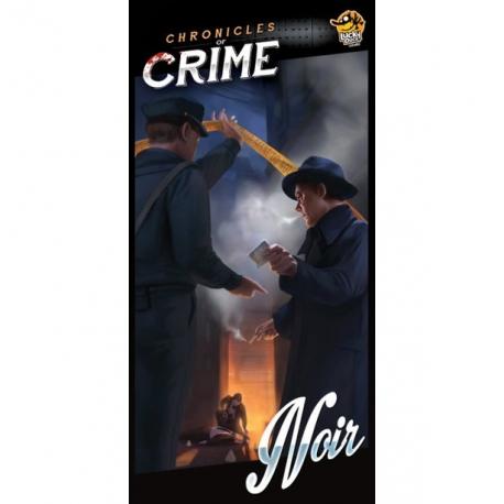 [PRE-ORDER] Cronicas del Crimen: Noir