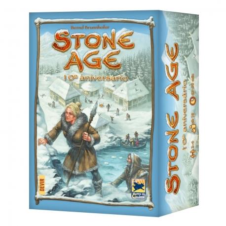[PRE-ORDER] Stone Age: Edición X Aniversario