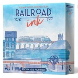 [PRE-ORDER] Railroad Ink edicion azul