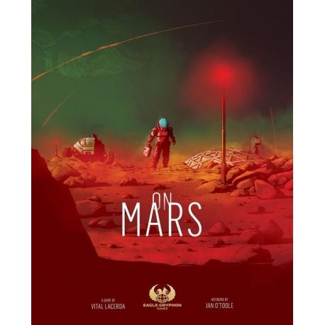 [PRE-ORDER] On Mars (Edicion kickstarter Castellano)