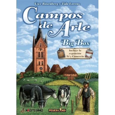 Campos de Arle: Big Box