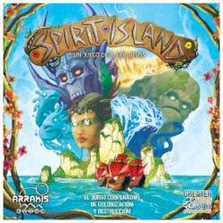 [PRE-ORDER] Spirit Island