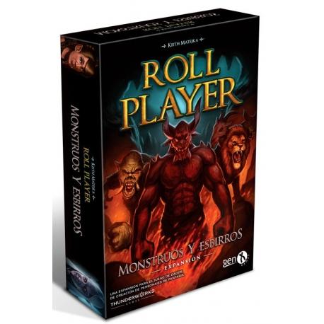 [PRE-ORDER] Roll Player: Monstruos y Esbirros