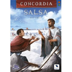 Concordia Expansion Salsa