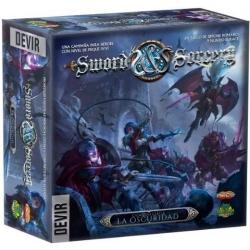 [PRE-ORDER] Sword & Sorcery: Cuando Llega La Oscuridad