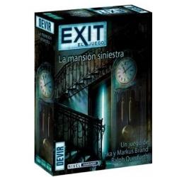 [PRE-ORDER] EXIT 11:  LA MANSIÓN SINIESTRA