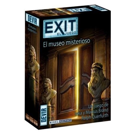 [PRE-ORDER] EXIT 12:  EL MUSEO MISTERIOSO