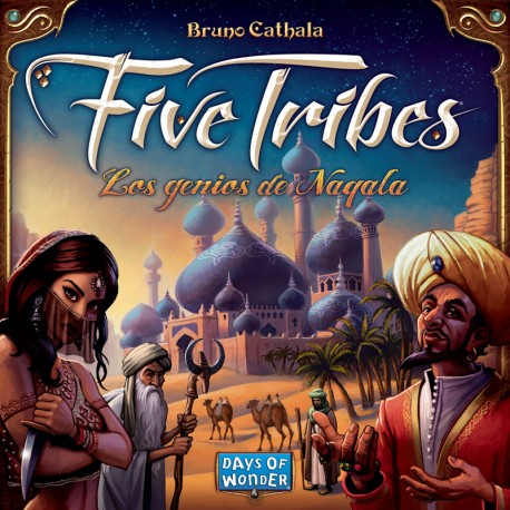 [PRE-ORDER] Five Tribes