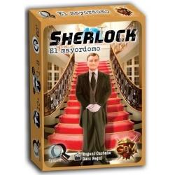 Serie Q 4 - Sherlock Pack: El Mayordomo