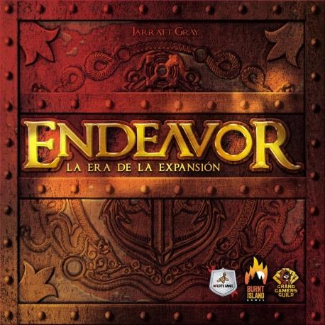 Acerca de Endeavor: La Era de la Expansión