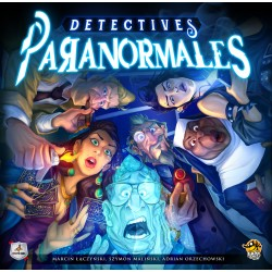 [PRE-ORDER] Detectives Paranormales