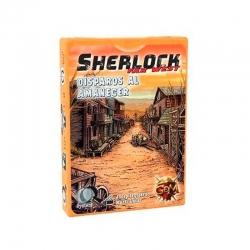 Serie Q 5 - Sherlock: Pacto con el diablo