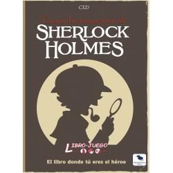 Sherlock Holmes Cuatro Investigaciones (Libro juego)
