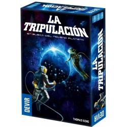 [PRE-ORDER] La Tripulación: En Busca del Noveno Planeta