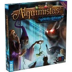 Alquimistas Expansion - El Golem del Rey
