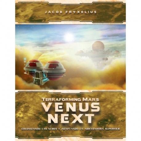 [PRE-ORDER] Terraforming Mars: Venus Next
