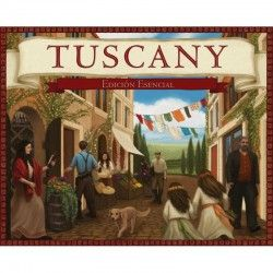 [PRE-ORDER] Viticulture: Tuscany + Promos