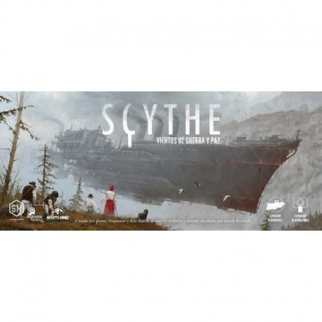 [PRE-ORDER] Scythe: Vientos de guerra y paz + Promos
