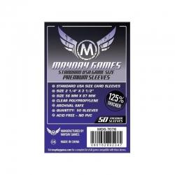 Mayday Premium USA Chimera Game Sleeves 57,5x89mm
