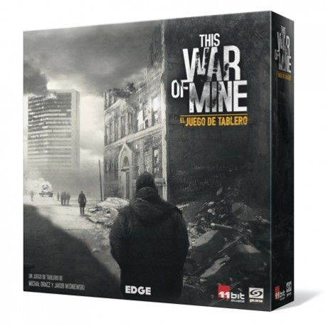 [PRE-ORDER]  This War of Mine: El juego de tablero