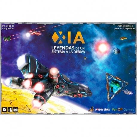 [PRE-ORDER] Xia: Leyendas de un sistema a la deriva