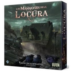 [PRE-ORDER] Las Mansiones de la Locura 2ª Ed: Viaje escalofriante