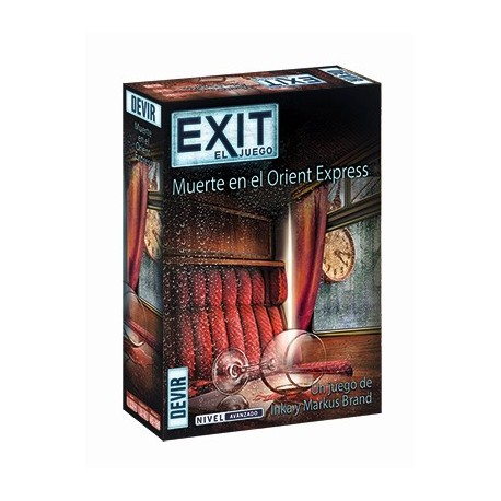 Exit 7: Muerte en el Orient Express