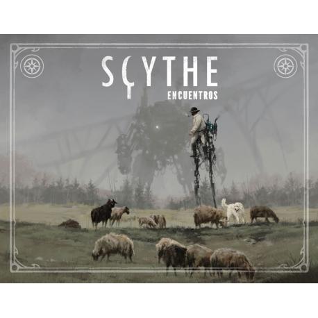 [PRE-ORDER] Scythe: Encuentros
