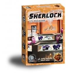 Misterios Q, Sherlock - 13 Rehenes