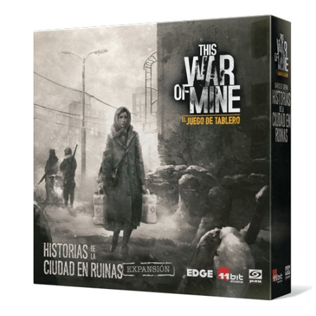 [PRE-ORDER] This war of mine: Diarios de guerra: Historias de la ciudad en ruinas