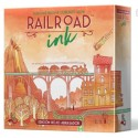 Railroad Ink: Edición rojo profundo