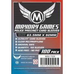 Mayday Card Game Slevee 63,5x92mm
