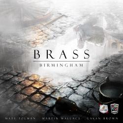 [PRE-ORDER] Brass: Birmingham