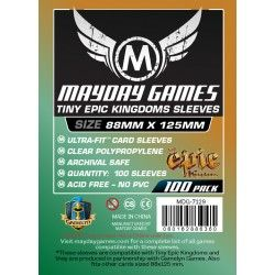 Mayday Card Game Slevee 88x125mm