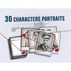 [PRE-ORDER] Detective: 30 Character Portraits - Mini Expansion