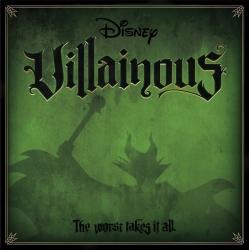 [PRE-ORDER] Disney Villanos ElL Juego de Mesa (CASTELLANO)