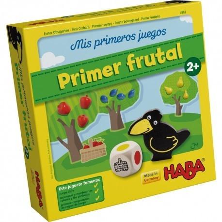 Mis primeros juegos - Primer frutal