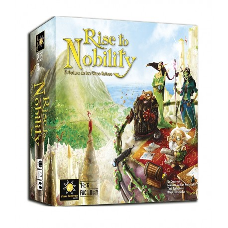 [PRE-ORDER]  Rise to Nobility