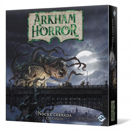 [PRE-ORDER] Arkham Horror, 3ª edición: Noche cerrada